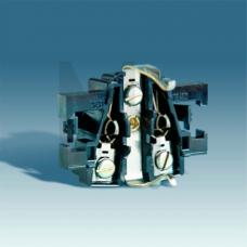 Розетка c заземлением, винтовые клеммы, 16А 250В, S73, S73 Loft 73432-39