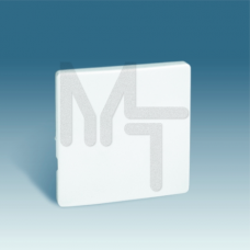 Клавиша (1-кл выкл )  75101-,75150-,75152-,75201-,75251-,75211-39, S82,82N, белый 82010-30