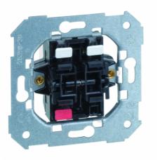 Выключатель двойной, 10А 250В, S82,82N,88, механизм 75398-39