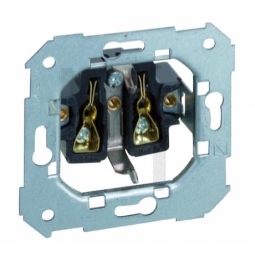 Розетка 2P+E Schuko, 16А 250В, винтовой зажим, S82,82N,88, механизм 75432-39