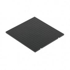 Накладка на люк в пол на 1 S-модуль, графит S105-14