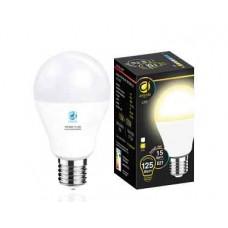 Светодиодная лампа LED A60-PR 15W E27 3000K (125W) 201627