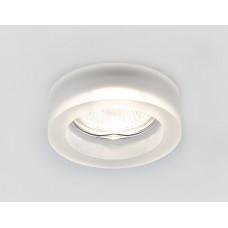 Светильник D9160 W хром/матовое стекло MR16 D9160W