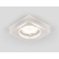 Светильник D9171 W хром/матовое стекло MR16 D9171W