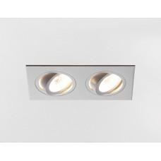 Встраиваемый потолочный точечный светильник A601/2 W белый A601/2 W