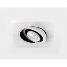 Встраиваемый потолочный светодиодный светильник S506 W белый 5W S506 W