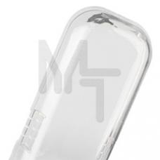 Рассеиватель для промышленных СТРОНГ IP65 1242*90*68мм прозрачный V2-I0-IPP0-02.3.0210.18