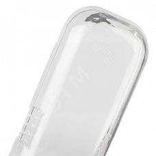 Рассеиватель для промышленных СТРОНГ IP65 674*90*68мм прозрачный V2-I0-IPP0-02.3.0215.18