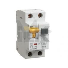 АВДТ 32 C10 - Автоматический Выключатель Дифф. тока MAD22-5-010-C-30