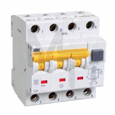 АВДТ 34 C25 30мА - Автоматический Выключатель Дифф. тока MAD22-6-025-C-30