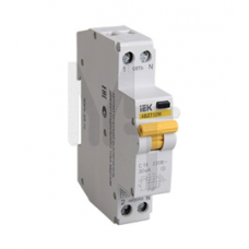 АВДТ32М С25 30мА - Автоматический Выключатель Диф. Тока ИЭК MAD32-5-025-C-30
