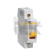 Выключатель нагрузки (мини-рубильник) ВН-32 1Р 25А ИЭК MNV10-1-025