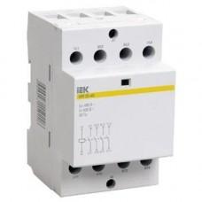 Контактор модульный КМ25-40 AC/DC ИЭК MKK20-25-40