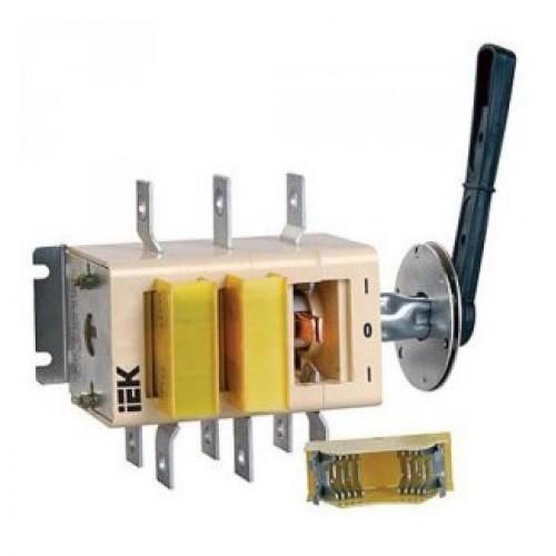 Выключатель-разъединитель ВР32И-35В71250 250А IEK SRK21-211-250