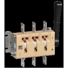 Выключатель-разъединитель ВР32И-39B71250 630А IEK SRK41-211-630