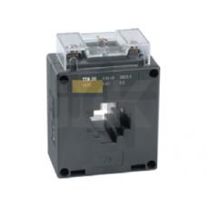Трансформатор тока ТТИ-30  250/5А  5ВА  класс 0,5S  ИЭК ITT20-3-05-0250
