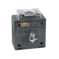 Трансформатор тока ТТИ-А  80/5А  5ВА  класс 0,5S  ИЭК ITT10-3-05-0080