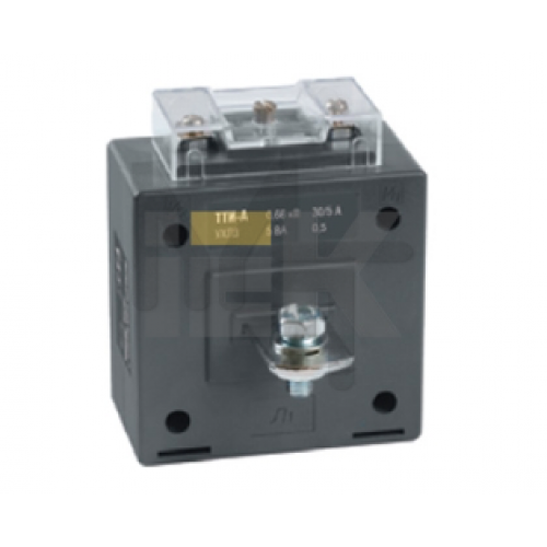 Трансформатор тока ТТИ-А  120/5А  5ВА  класс 0,5S  ИЭК ITT10-3-05-0120