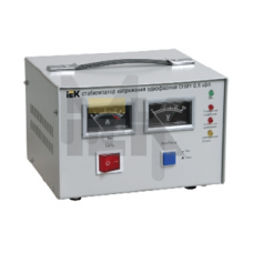 Стабилизатор напряжения СНИ1-1,5 кВА однофазный ИЭК IVS10-1-01500