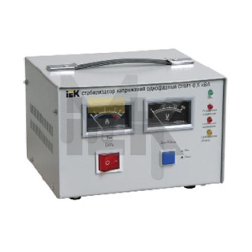 Стабилизатор напряжения СНИ1-7 кВА однофазный ИЭК IVS10-1-07000