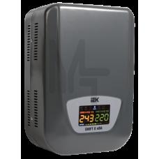 Стабилизатор напряжения настенный серии Shift 8 кВА IEK IVS12-1-08000