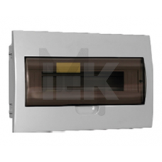 Бокс ЩРВ-П-18 модулей встр.пластик IP41 ИЭК MKP12-V-18-40-10