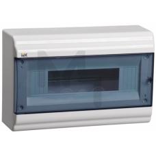 Бокс ЩРН-П-12 модулей навесн.пластик IP41 PRIME MKP82-N-12-41-10