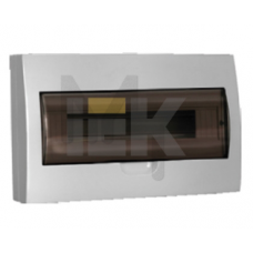 Бокс ЩРН-П-18 модулей навесн.пластик IP41 ИЭК MKP12-N-18-40-10