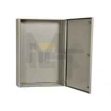 Корпус металлический ЩМП-3-0 У2 IP54 YKM40-03-54