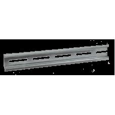 DIN-рейка  (20см) оцинкованная YDN10-0020