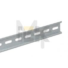 DIN-рейка (125см) оцинкованная YDN10-0125