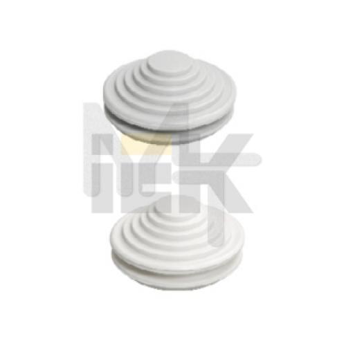 Сальник d=40мм (Dотв.бокса 49мм) серый YSA40-40-49-68-K41