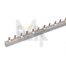 Шина соединительная типа PIN (штырь) 1Р 63А (дл.1м) ИЭК YNS21-1-063