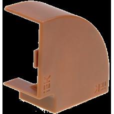 Поворот на 90 гр. КМП 20x10 (4 шт./комп.) CKMP10D-P-020-010-K01