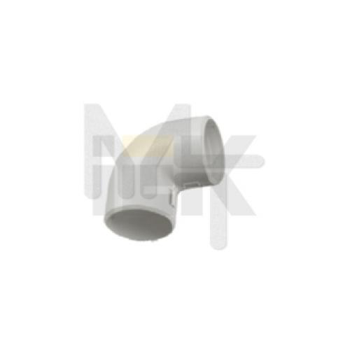 Поворот открывающийся на 90гр. CI25G IEK CTA10D-CIG25-K41-050