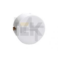 Коробка КМ41024 распаячная d80х40мм для полых стен (металлические лапки, с крышкой ) UKG01-080-040-000-M