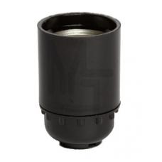 Пкб27-04-К01 Патрон подвесной карболитовый, Е27, черный (50 шт), стикер на изделии, IEK EPK10-04-01-K01
