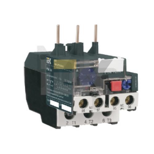 Реле РТИ-1305 электротепловое 0,63-1,0 А ИЭК DRT10-C063-0001