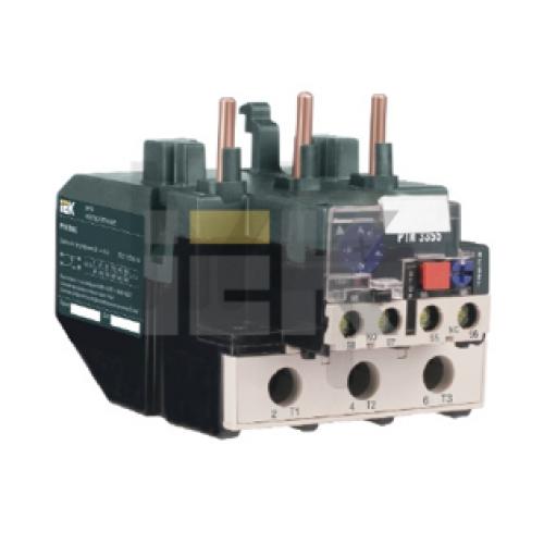 Реле РТИ-3357 электротепловое 37-50А ИЭК DRT30-0037-0050