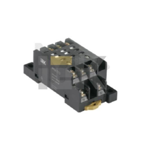 Разъем РРМ77/3(PTF11A) для РЭК77/3(LY3) модульный ИЭК RRP10D-RRM-3
