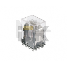Реле РЭК78/4(MY4) с индикацией 3А  24В DC ИЭК RRP20-4-03-024D-LED