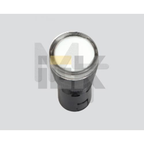 Лампа AD16DS(LED)матрица d16мм зеленый 24В AC/DC  ИЭК BLS10-ADDS-024-K06-16