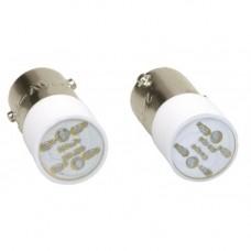 Лампа сменная  красная матрица/230В  ИЭК BMS10-230-K04
