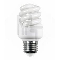 Лампа спираль КЭЛP-FS Е27 15Вт 4000К IEK-eco LLEP25-27-015-4000-T3
