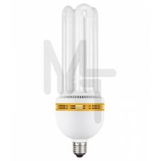 Лампа энергосберегающая КЭЛ-4U Е27 65Вт 6500К ИЭК LLE10-27-065-6500