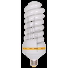 Лампа спираль КЭЛ-FS Е27 55Вт 6500К  ИЭК LLE25-27-55-6500