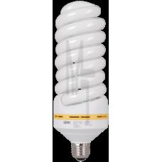 Лампа спираль КЭЛ-FS Е27 65Вт 4000К  ИЭК LLE25-27-65-4000