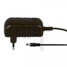 Драйвер LED ИПСН 24Вт 12 В адаптер -JacK 5,5 мм IP20 IEK-eco LSP2-024-12-20-11