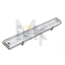 Светильник ЛСП3902 ABS/PS 1х36Вт IP65 ИЭК LLSP2-3902-1-36-K03