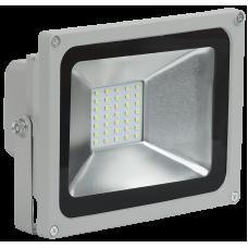 Прожектор СДО 05-20 светодиодный серый SMD IP65 IEK LPDO501-20-K03